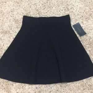 New Zara knit skater skirt